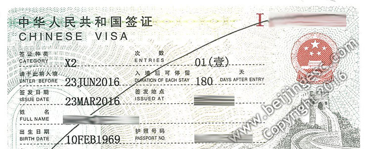 how to get a chinese working visa in hong kong